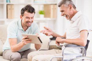curso de cuidador de idoso